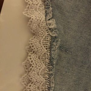 Free people lacey shorts